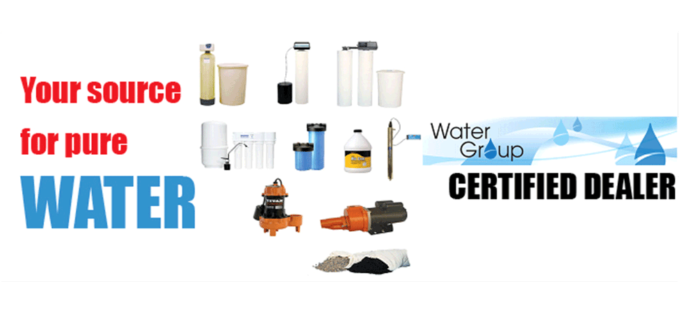 A Water Group certified dealer